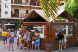Valls kiosk in Puerto Pollensa to be removed