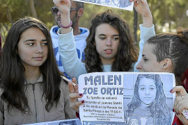 Malén Ortiz, the Calvia girl missing for three years