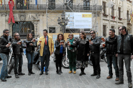 Palma supporting alcohol-free driving campaign