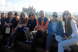 British tour operators experience a winter city break in Palma