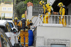 Police overcome by toxic gas at suicide scene in Palma