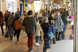 Majorcan retailers looking forward to a merry Christmas
