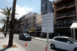 Puerto Pollensa pedestrianisation second phase finally approved