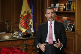 King Felipe warns against the opening of old wounds