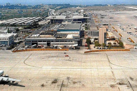 The constant growth of Palma airport