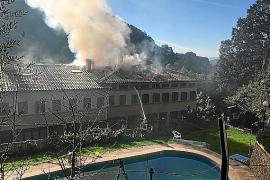 Bunyola blaze alarm