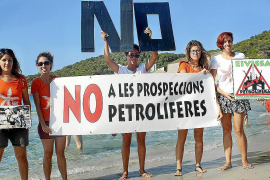Marine environmentalists keeping up campaign against oil prospecting