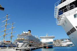 Cruise ship demand requiring port investment this year