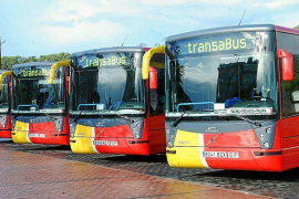 "Tourist resort bus services under ""foreign"" ownership"
