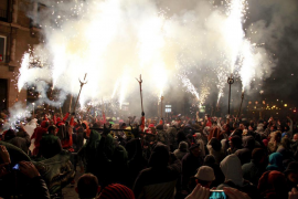 Sant Antoni / Sant Sebastià fiestas what's on: 16-22 January