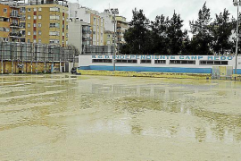 Fiestas, sport, roads all affected as the rain continues