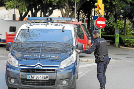 Over thirty arrests for burglary in Palma last month