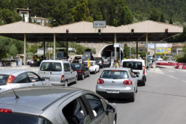 Soller tunnel will be free from 1 September