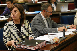 Armengol apologises for the poor image of parliament