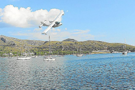 Pollensa civil seaplane activities are not ministry's responsibility