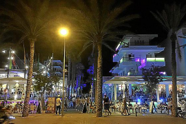Playa de Palma darkness raises fears of robberies