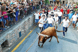 New legislation will not outlaw the Fornalutx bull-run