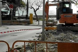 Cala Millor road work now also causing complaints