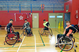 Alcudia welcomes the para-badminton world