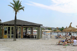 Alcudia planning on modernising its beach bars
