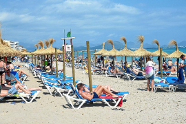 "Lower summer tourist numbers are ""positive"" says Barceló"
