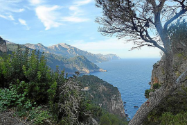 "GOB attacks ""deficient"" management of the Tramuntana mountains"