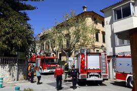 Two hurt in Esporles gas explosion