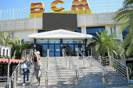 Calvia council orders the closure of BCM nightclub
