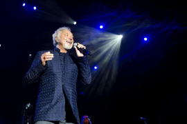 Tom Jones to open this summer's Port Adriano music festival