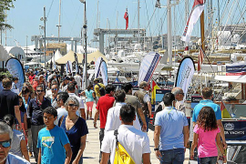 Investors being sought at the Palma Boat Show
