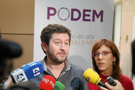Podemos repeat their demand that Barceló resigns