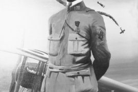 Bullard during World War I.