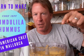 Learn to make a Moroccan flavored Humdulila Hummus starting from scratch.