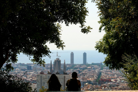 Daily life in Barcelona