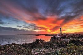 Portocolom Lighthouse, Majorca.