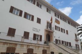 The Consell de Mallorca.