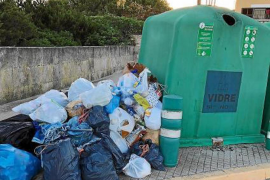 Santa Margalida says fly-tippers will be fined.