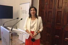 Rosana Morillo, General Director of Tourism in the Balearic Islands