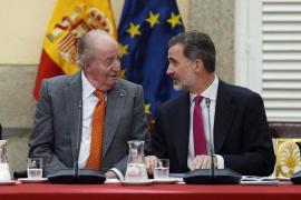 King Juan Carlos I & King Felipe VI
