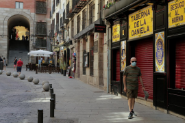 Madrid, the capital of Spain.