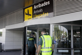 Guardia Civil Palma Airport