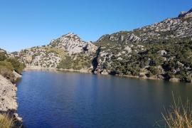 Gorg Blau reservoir, Mallorca