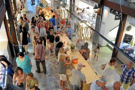 Mercado San Juan in s'Escorxador, Palma.