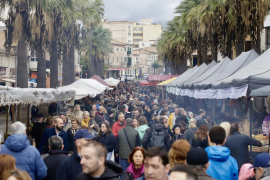 Dijous Bo fair, Inca, Mallorca