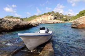 Mallorca migrant boat