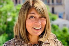 Founder of Mallorca Gardeners Deborah Forster