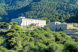 Son Bunyola, Banyalbufar, Majorca.