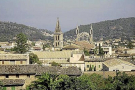 Soller, Majorca.