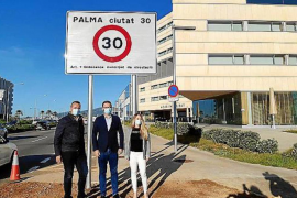 New speed limit enforced in Palma.