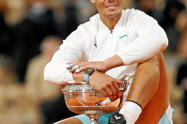 Rafa Nadal won the Roland Garros this year.